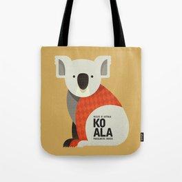 Hello Koala Tote Bag