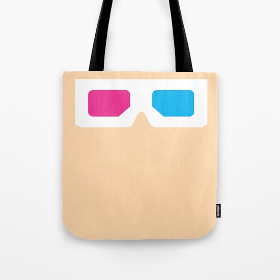 Glasses 5 Tote Bag