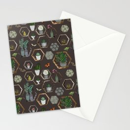 Garden Wall Stationery Cards