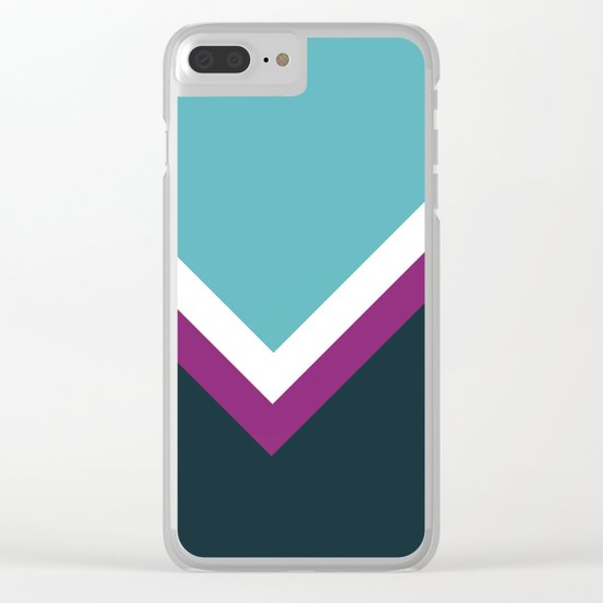 Hills Clear iPhone Case