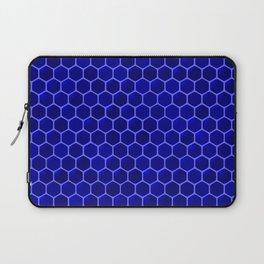 blue beehive Laptop Sleeve
