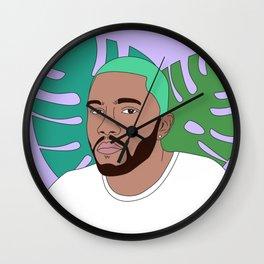DRMLVR- FrankOcean Wall Clock