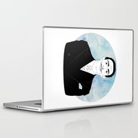 dali Laptop & iPad Skins featuring DALI by Adam Churcher