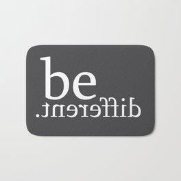 be different Bath Mat