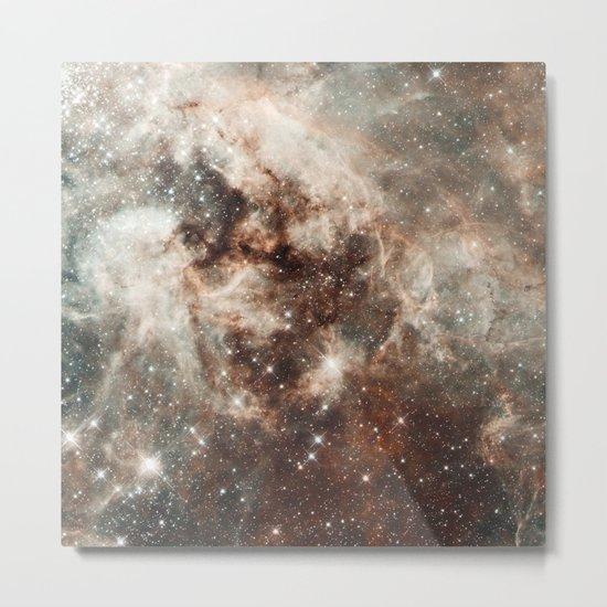 Cloud Galaxy Metal Print