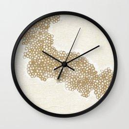 Abstract Flow - Katrina Niswander Wall Clock