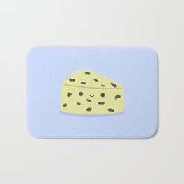 Cute Stinky Cheese Bath Mat