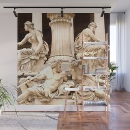Beautiful Sculptures #decor #society6 Wall Mural