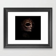 Alien Framed Art Print