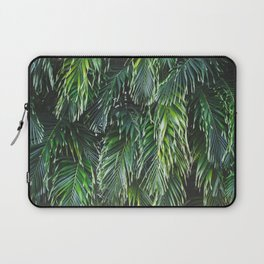 Tropical Foliage Laptop Sleeve
