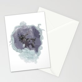 Night Heist Stationery Cards