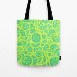 Gearwheels Tote Bag