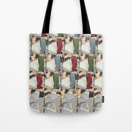 Heracles - Warriors Tote Bag