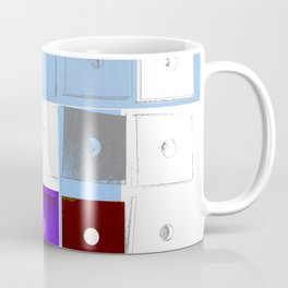 Opposites Are Attractive Coffee Mug