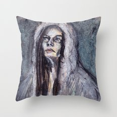 electra 2 Throw Pillow