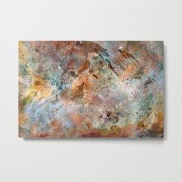 Acrylic Carina Nebula Metal Print