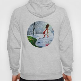 Here comes the Spring Hoody