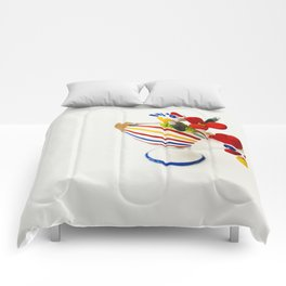 Cuckoo from Matera Comforters