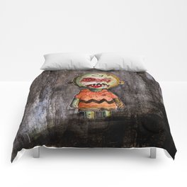 You're a zombie Charlie Brown Comforters