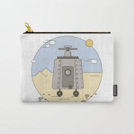 Pepelats. Russian science fiction. Carry-All Pouch
