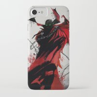 spawn iPhone & iPod Cases featuring Spawn by Scofield Designs