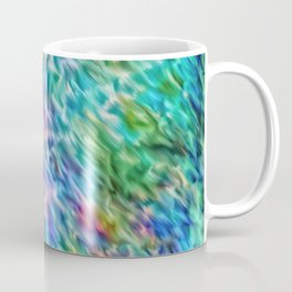 Abstract Background Coffee Mug