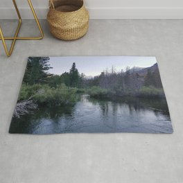 Serenity Exists at Twilight Rug
