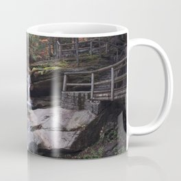 Sabbaday Falls in Autumn 2016 Coffee Mug