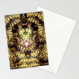DMT Shaman Visions Stationery Cards