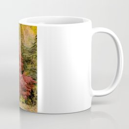 Autumn at the Summer House Coffee Mug