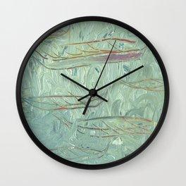 Vessel 43 Wall Clock