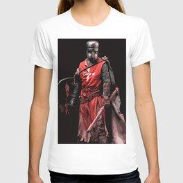 Crusader Warrior T-shirt