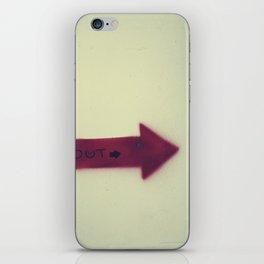 way. iPhone Skin