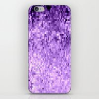 lavender iPhone & iPod Skins featuring LavendeR by SimplyChic