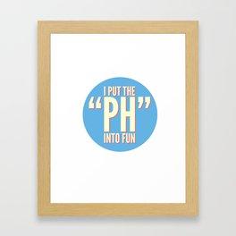 PH Framed Art Print