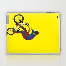 BMX Jump Laptop & iPad Skin