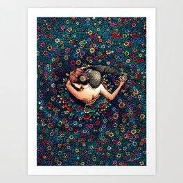 YOU & I - Think A Little Less, Dance A Little More Art Print