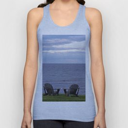 Seating by the Sea Unisex Tank Top