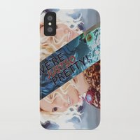 britney spears iPhone & iPod Cases featuring So Pretty   Britney Spears by RS Productions