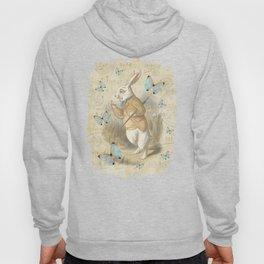 White Rabbit - Alice In Wonderland Hoody