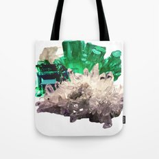 Crystal Visions Tote Bag