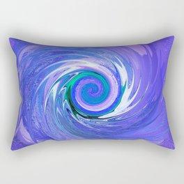 Abstract Mandala 282 Rectangular Pillow