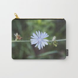 Blue Sow Thistle Carry-All Pouch