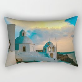 Island beauty Rectangular Pillow