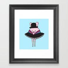 Carmelita Framed Art Print