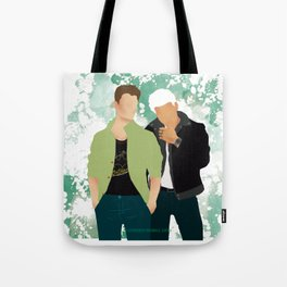 Headstrong Lovers Tote Bag
