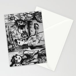 Bowl of Soup Stationery Cards