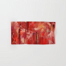Red Carpet Hand & Bath Towel