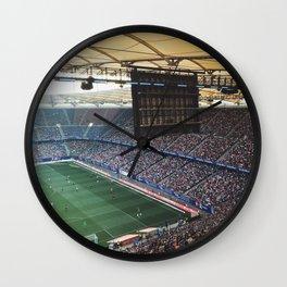 Volksparkstadion Wall Clock