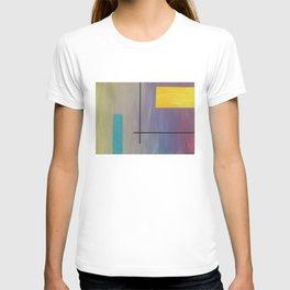 Abstract Boxes T-shirt